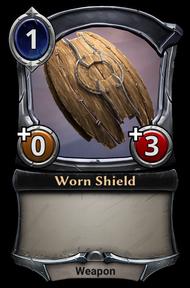 Worn Shield