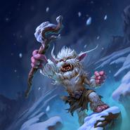 Full Art - Snowrager