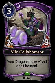 Vile Collaborator