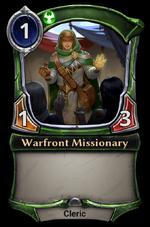 Warfront Missionary