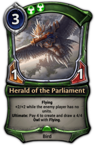 Herald of the Parliament
