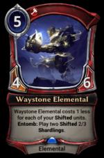 Waystone Elemental