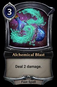 Alchemical Blast