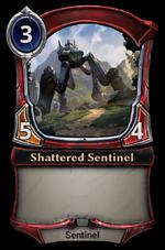 Shattered Sentinel