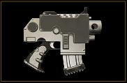 CSM MC Bolt Pistol