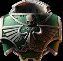 Astartes Relic Armour MkII Final