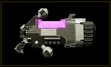 MC CSM Plasma Cannon