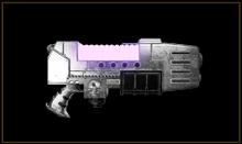 MC CSM Plasma gun