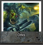 Orks Button