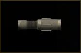 Bolter extended Barrel