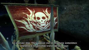 It's a Pirate Ship