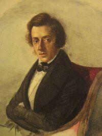 Chopin by Wodzinksa