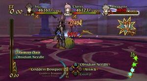 Battle with Dandelion