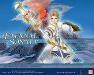 Eternal Sonata Promotional Wallpaper - Crescendo