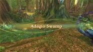 Adagio Swamp Intro Screen