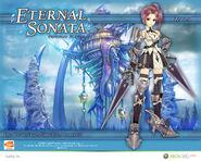 Eternal Sonata Promotional Wallpaper - Rondo