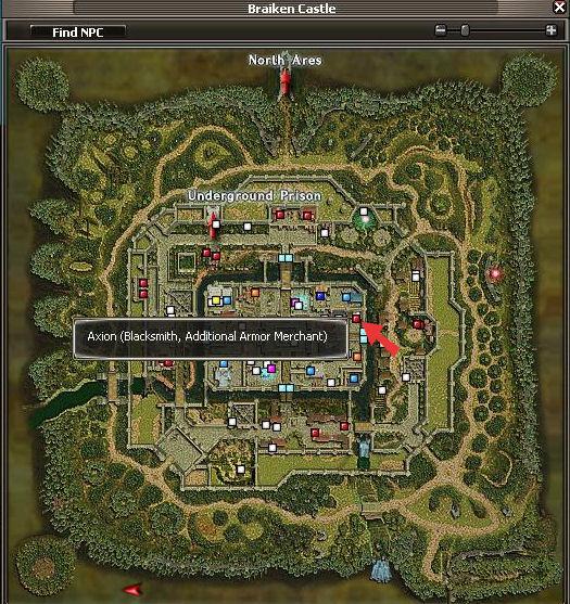Axion Map