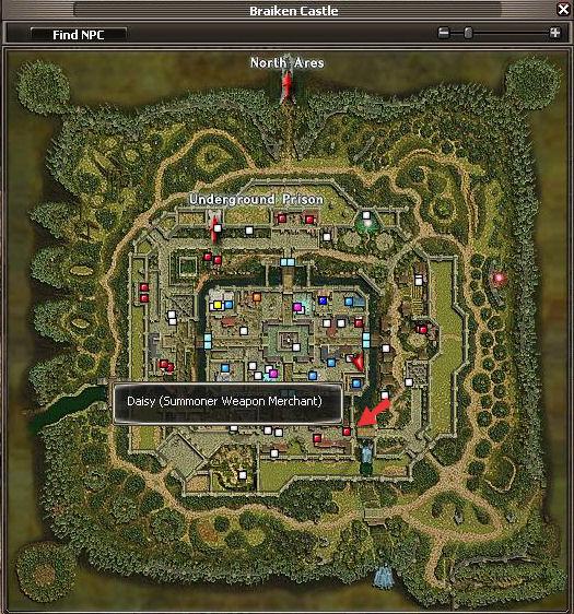 Daisy Map