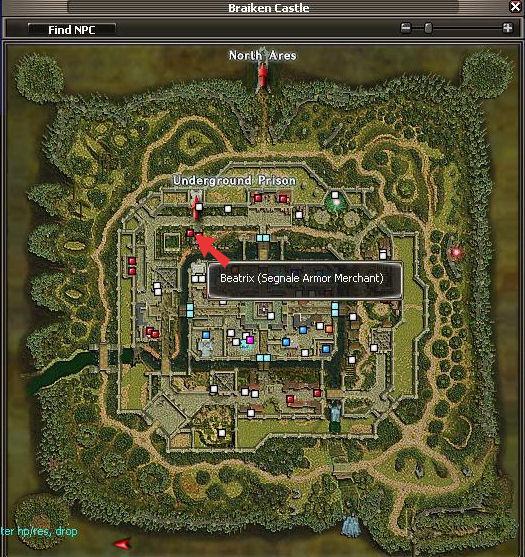 Beatrix Map