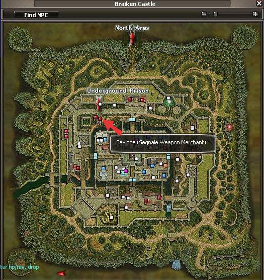 Sabine Map