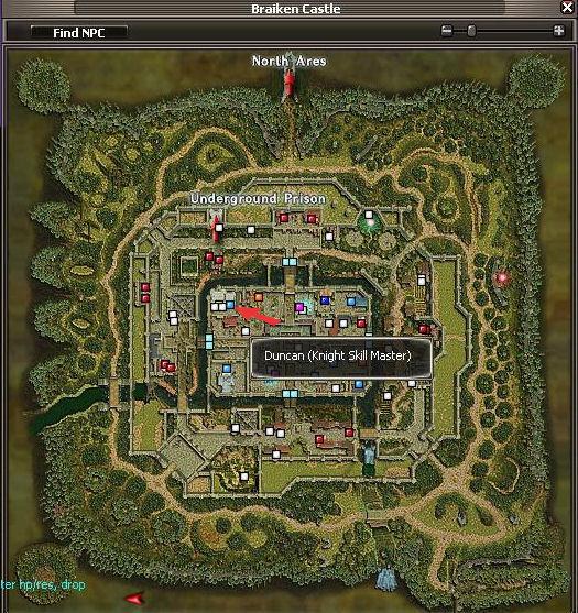 Duncan Map