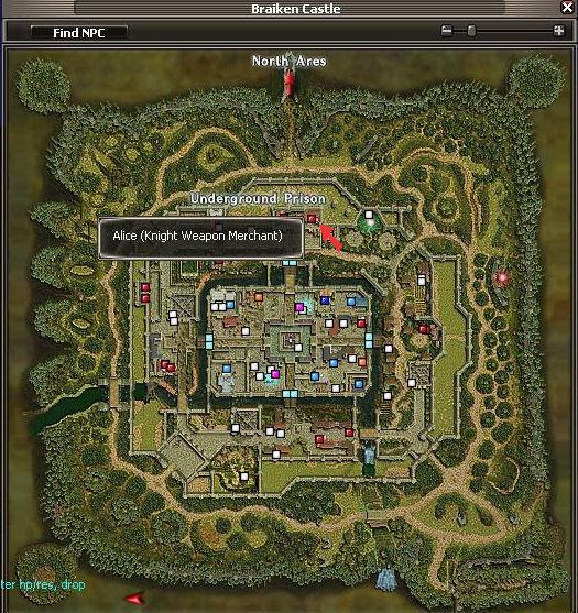 Alice Map