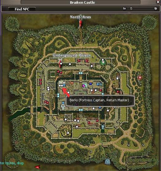 Berks Map
