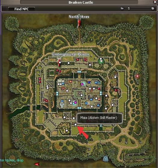 Maia Map