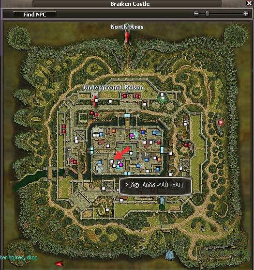 Merchant Dolke Map