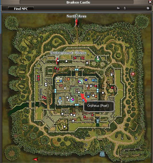 Orpheus Map