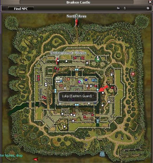 Luka Map