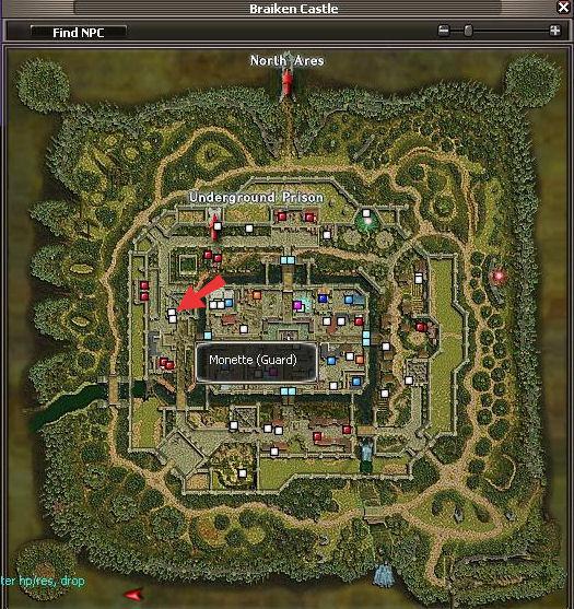 Mondrey Map