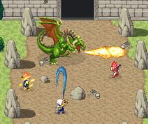 Battle- dragon/adonael/apollyon/hobbes