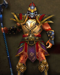 Generals Armor