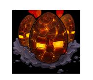 Magma-egg