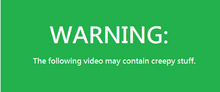 Eric.avi warning screen