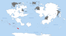 Oceania global