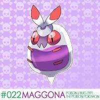 Maggona Official Artwork