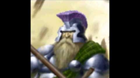 Hero Angry Dwarf Dwarf Default