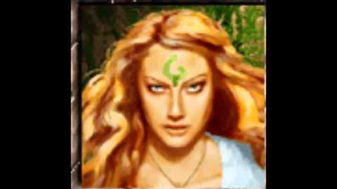 Hero Female Warrior