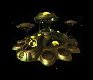 Spaceship vectides