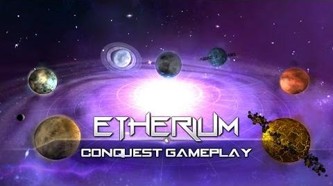 ETHERIUM CONQUEST GAMEPLAY