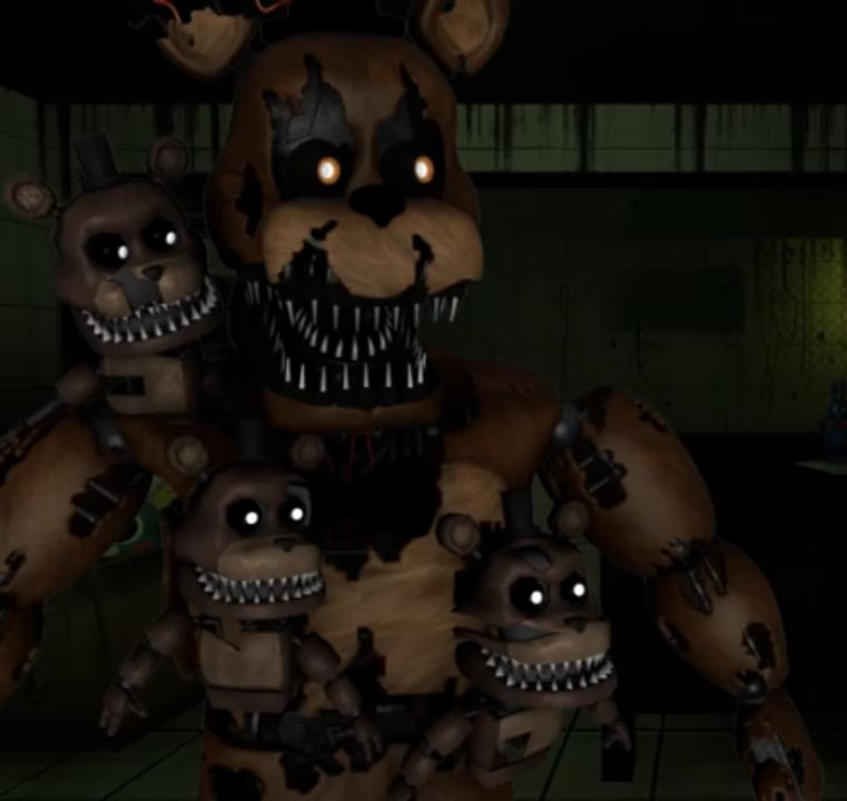 Nightmare Freddy Ethgoesboom Yt Wiki Fandom