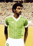 Majed Abdullah in 1984