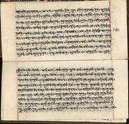 Devangari script