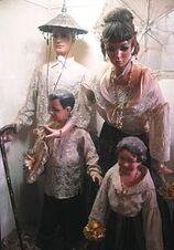 Principalia Costume