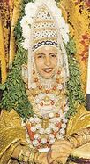 Yemenite bride