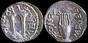 220px-Bar Kokhba Coin