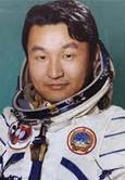 Mongol astronaut