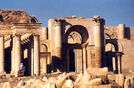 Hatta ruins in Iraq